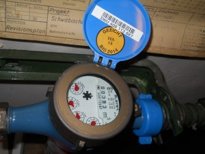 water-meter-reader